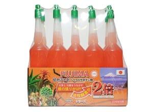 Оранжевое удобрение (для активации цветения) (цена за упаковку — 10 бутыльков)
