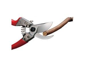 Ножницы для подрезки  + кожаный чехол