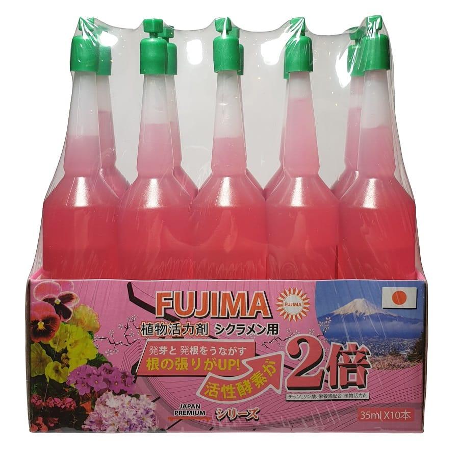 Розовое удобрение (для активации цветения) (цена за упаковку — 10 бутыльков)