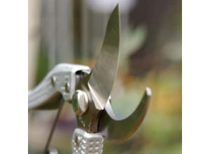 Ножницы с алюминиевой ручкой (рекомендовано для подрезки роз)