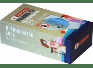 Электронный замок с таймером для холодильника